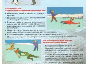 Осторожно,тонкий лед!