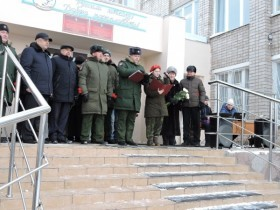 21 января 2019 года в СОШ с. Алкино-2 состоялось открытие мемориальной доски  выпускнику Абзалову Рустему Радимовичу, трагически погибшему при исполнении воинского долга  16 сентября 2017 года.