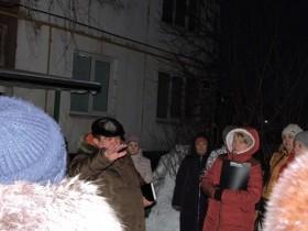 21 февраля 2019 года состоялось собрание жильцов многоквартирных домов по ул. Крючкова д.12 и пер. Школьный д.16 с. Алкино-2 для участия  данных домов в программе «Формирование современной городской среды на 2019-24 года.