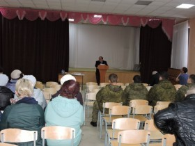 22 марта в 17 часов в актовом зале СОШ с. Алкино-2 состоялось собрание граждан.