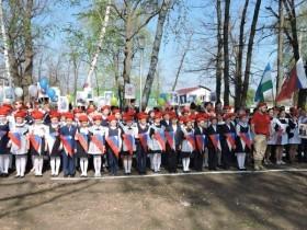 День Победы в с. Алкино-2