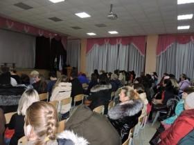 28  ноября  состоялось итоговое собрание по Программе Поддержки местных инициатив